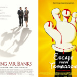 Saving Mr. Banks / Escape From Tomorrow | Double Bill Ep 9