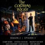 S2E3 | Justina Cegelski, Gubby Kubik, Bradley Machov | Cold Read
