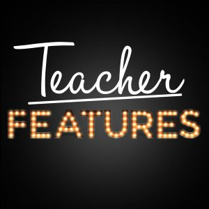 Teacher Features podcast logo