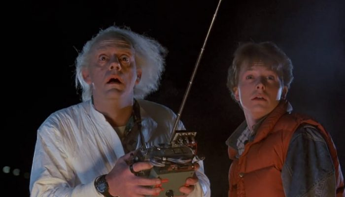 Back to the Future | Totes Recall: Episode 54